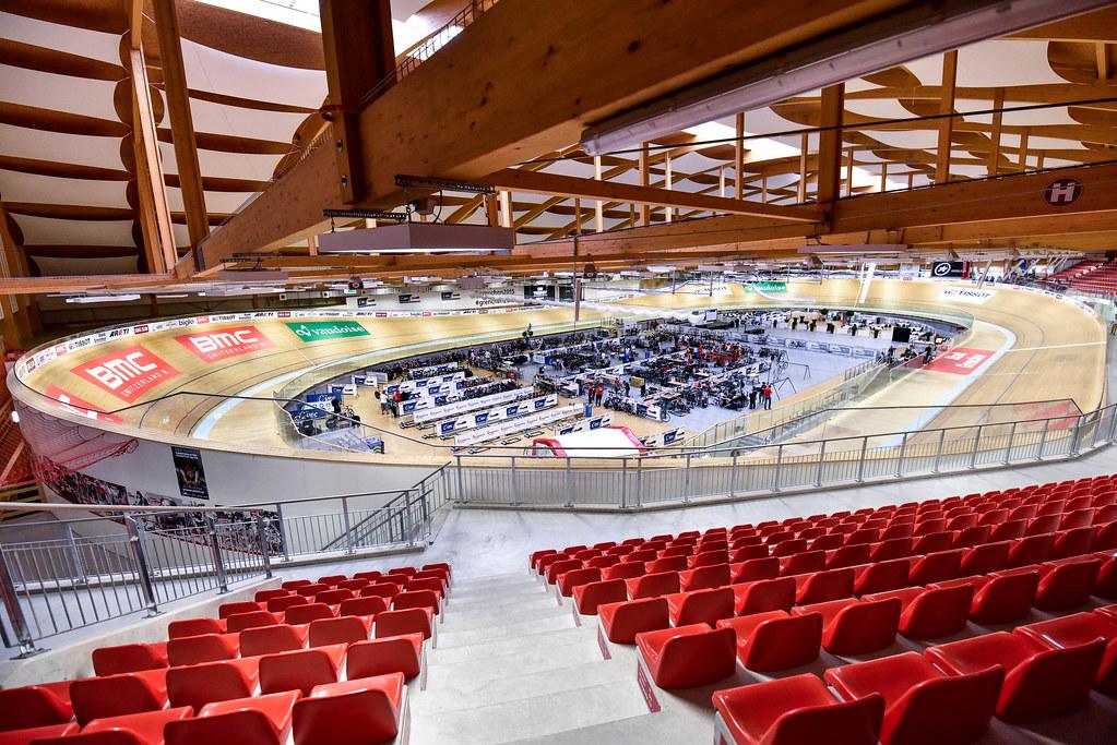 2015 UEC European Track Championships - Wednesday 14 October 2015