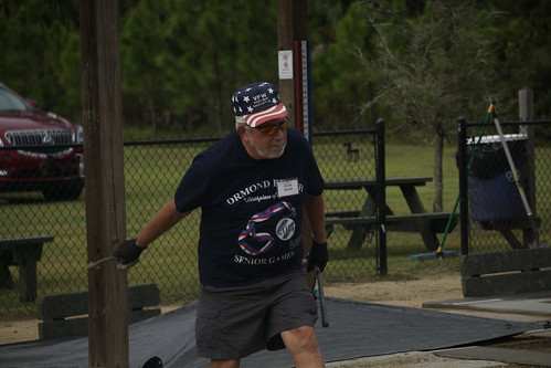 2015 Senior Games - Horseshoes