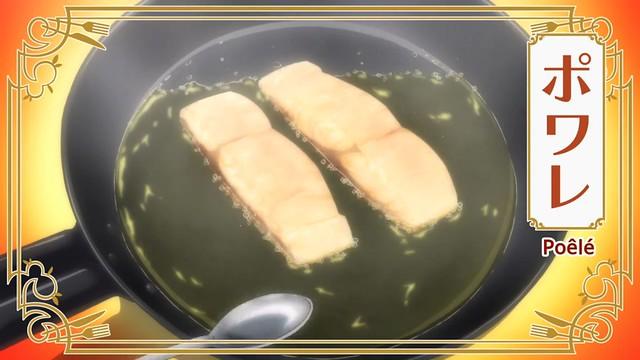 Shokugeki not just food - image 05