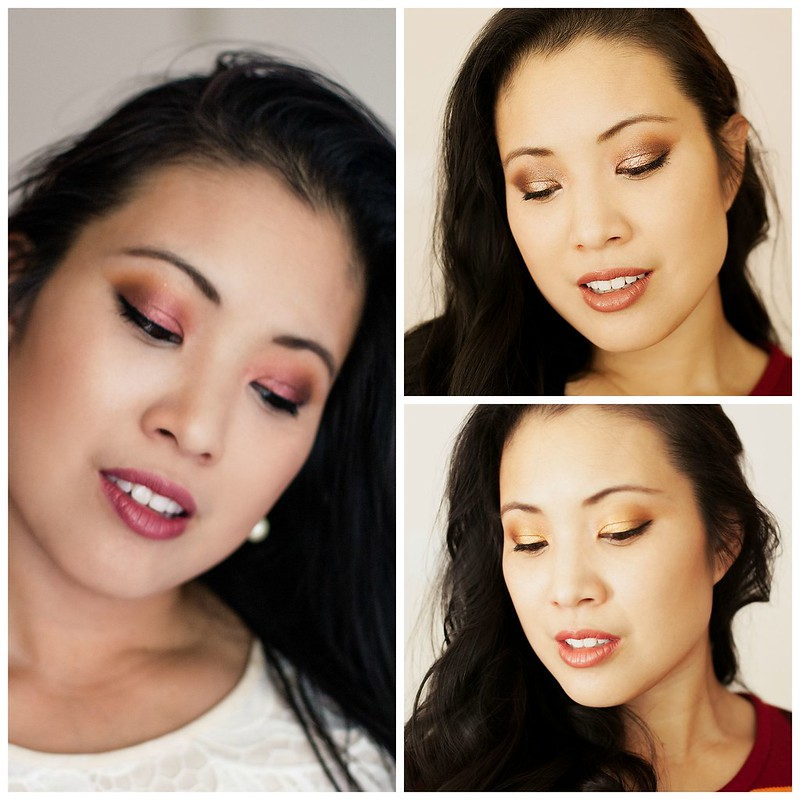 cute & little blog | fall autumn warm makeup looks