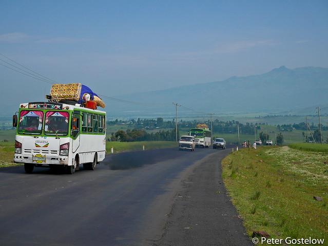 Road to Addis
