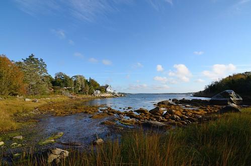 autumn canada coast novascotia sunny easternshore atlantic maritimes marinedrive