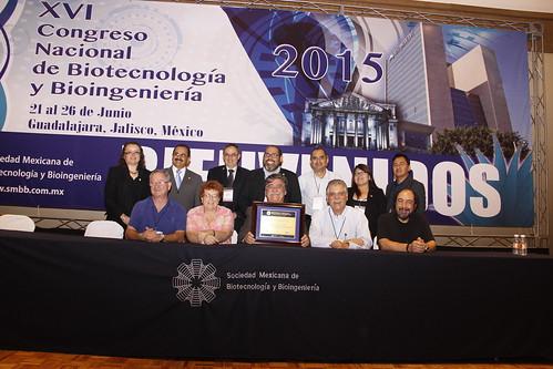 XVII Congreso NACIONAL DE BIOTECNOLOG�A Y BIOINGENIER�A