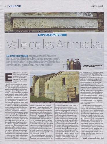 La Nueva Crónica, Viejo Camino Santiago
