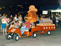 Texas Twist Cart, State Fair of Texas, 1995