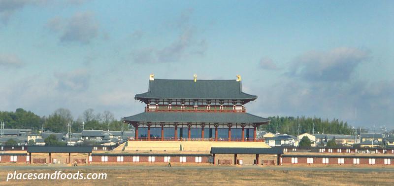 Daigoku-den Hall, Heijo Palace Site nara