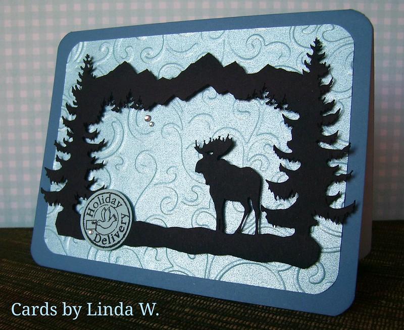Moose frame