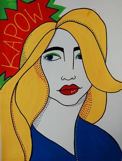 30 - Lichtenstein - Laura