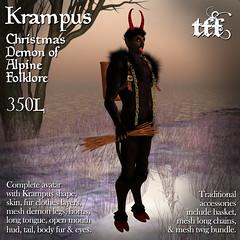 Krampus  - New at TFF