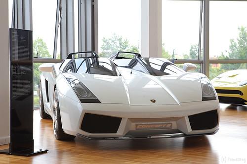 Museo Lamborghini 125