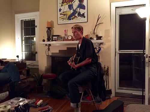 Tom Brosseau (10/7/15)