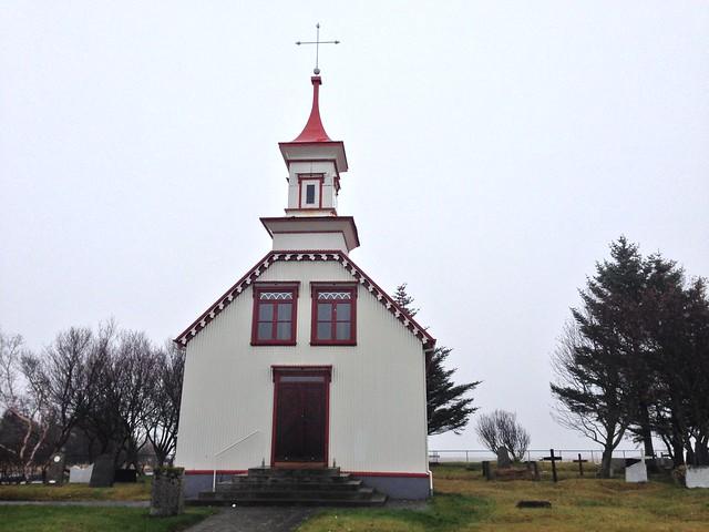 Villingaholt church