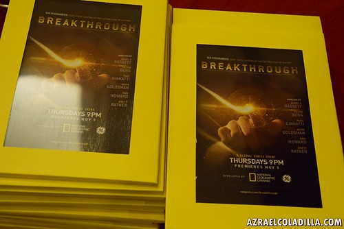 """Breakthrough"" a National Geographic Channel new series"