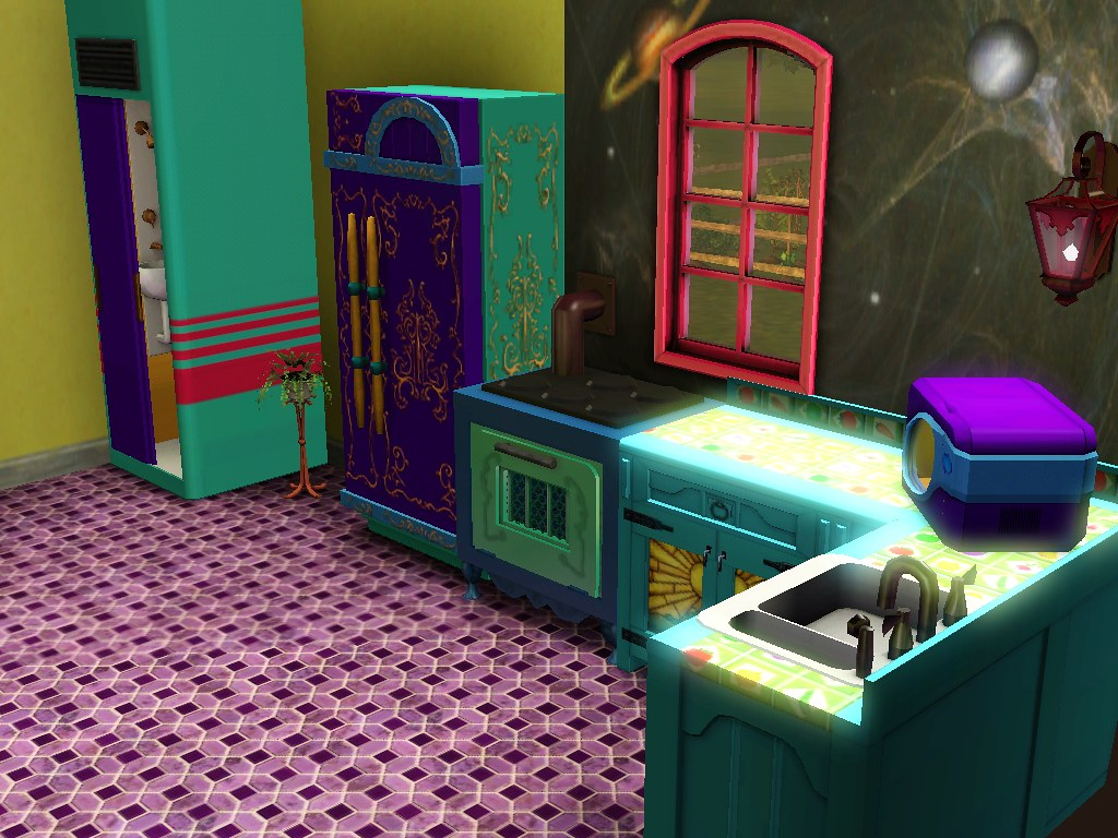 The 4x4 challenge for sims 3 page 3 the sims forums for Room design 4x4