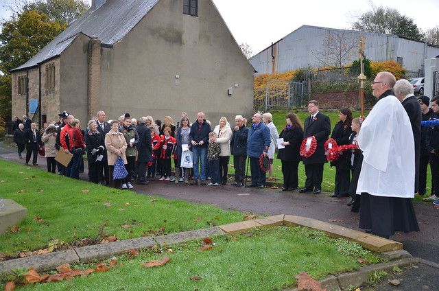 Swalwell Remembrance Day Nov 15 (4)