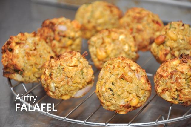 Airfry Falafel 3