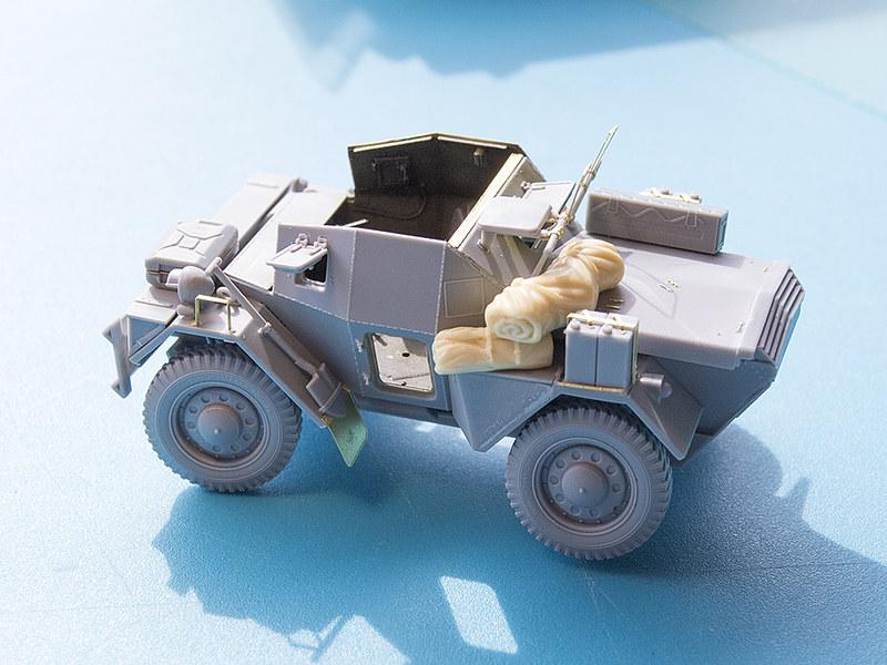 Projet Normandy : Dingo MK.III // Miniart // 1/35 22961097460_2dcfeb8bea_c