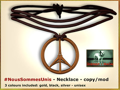 Bliensen - NousSommesUnis Necklace
