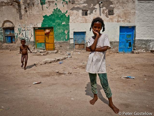 Berbera children