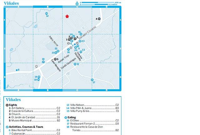 vinales map