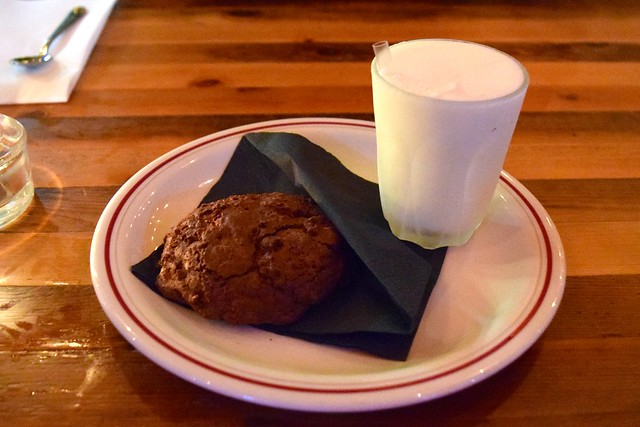 Milk & Cookies at Dirty Bones, Carnaby Street | www.rachelphipps.com @rachelphipps