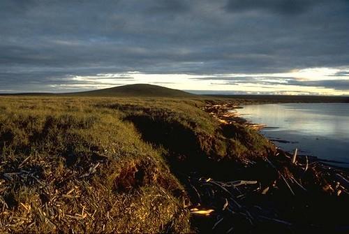 Bykovsky Peninsula