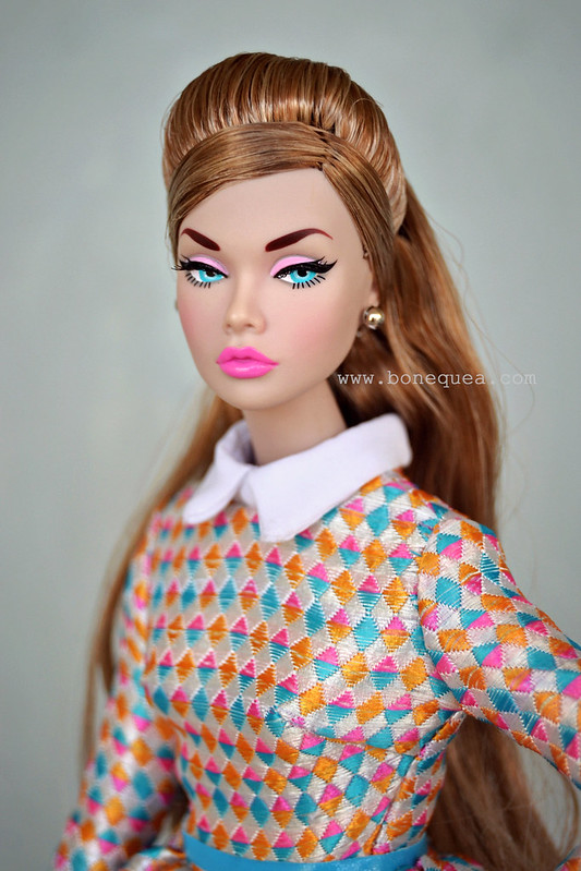 Paper Doll Poppy Parker