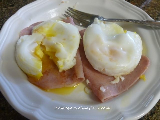 Perfect Breakfast Eggs | From My Carolina Home