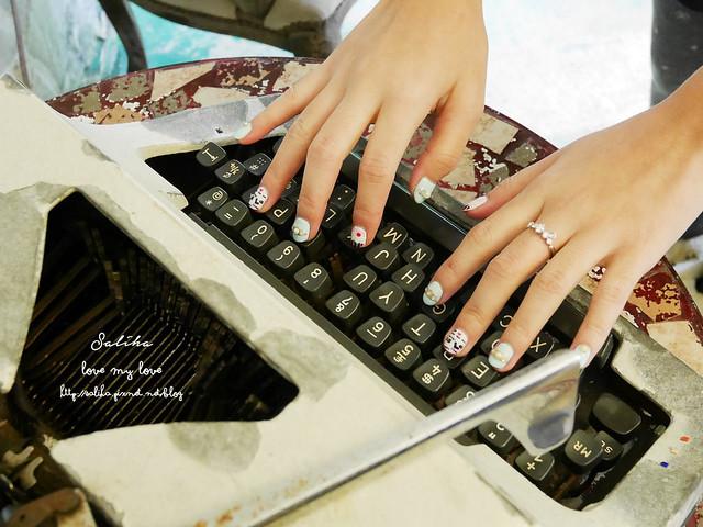 可愛俏皮光療指甲 (31)