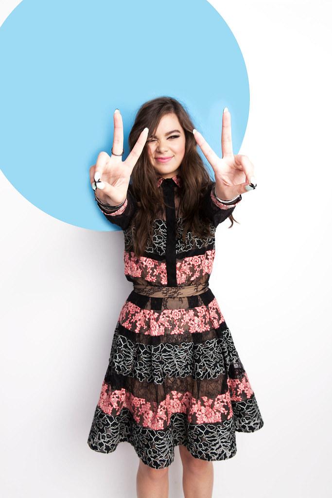 Хейли Стейнфилд — Фотосессия на «Teen Choice Awards» 2014 – 5