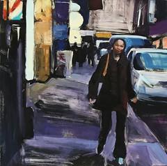 walking down pell street: lisbeth firmin