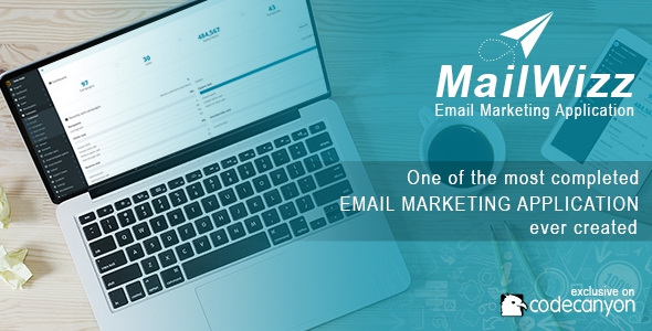 MailWizz v1.4.1 - Email Marketing Application