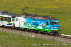 456 096-7 : Voralpen Express - Zentralschweiz