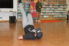 Breakdancing with Jay Rawk