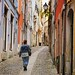Strolling around the upper town of Coimbra by B℮n