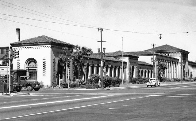 san pablo and ashby 1940s