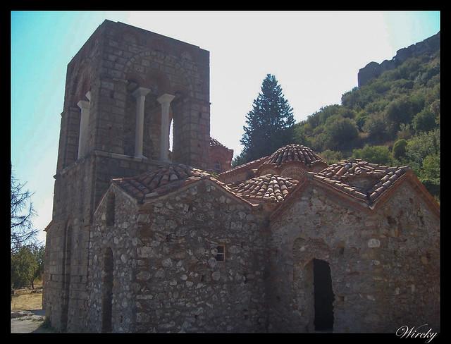 Grecia Nauplia Esparta Mistrás Olimpia - St Sophia