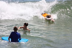 waterskiing(0.0), vehicle(0.0), boating(0.0), paddle(0.0), sports(1.0), sea(1.0), wind wave(1.0), extreme sport(1.0), wave(1.0), bodyboarding(1.0),