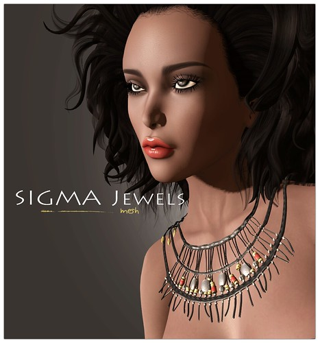 SIGMA Jewels/ Kea necklace