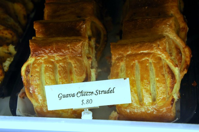 Guava Cheese Strudel