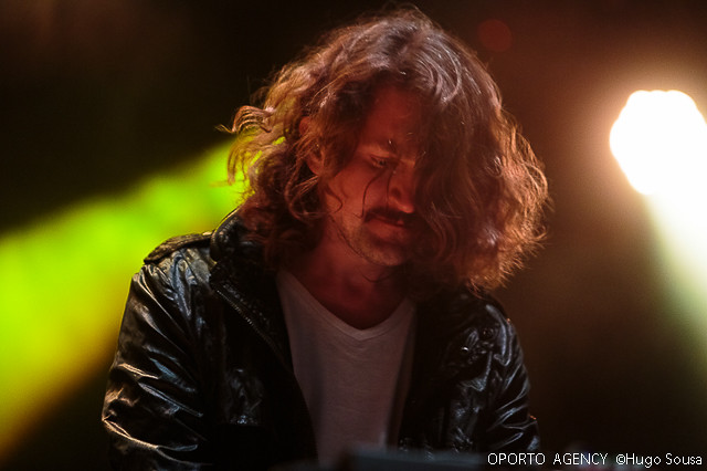 The War on Drugs - Vodafone Paredes de Coura '15