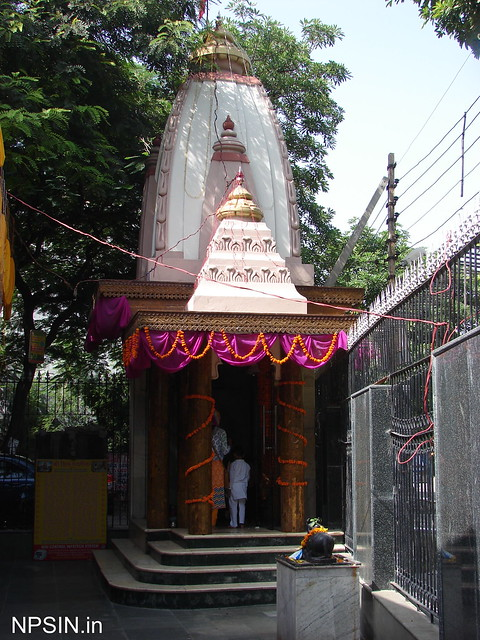 Shivling with Shiv Family