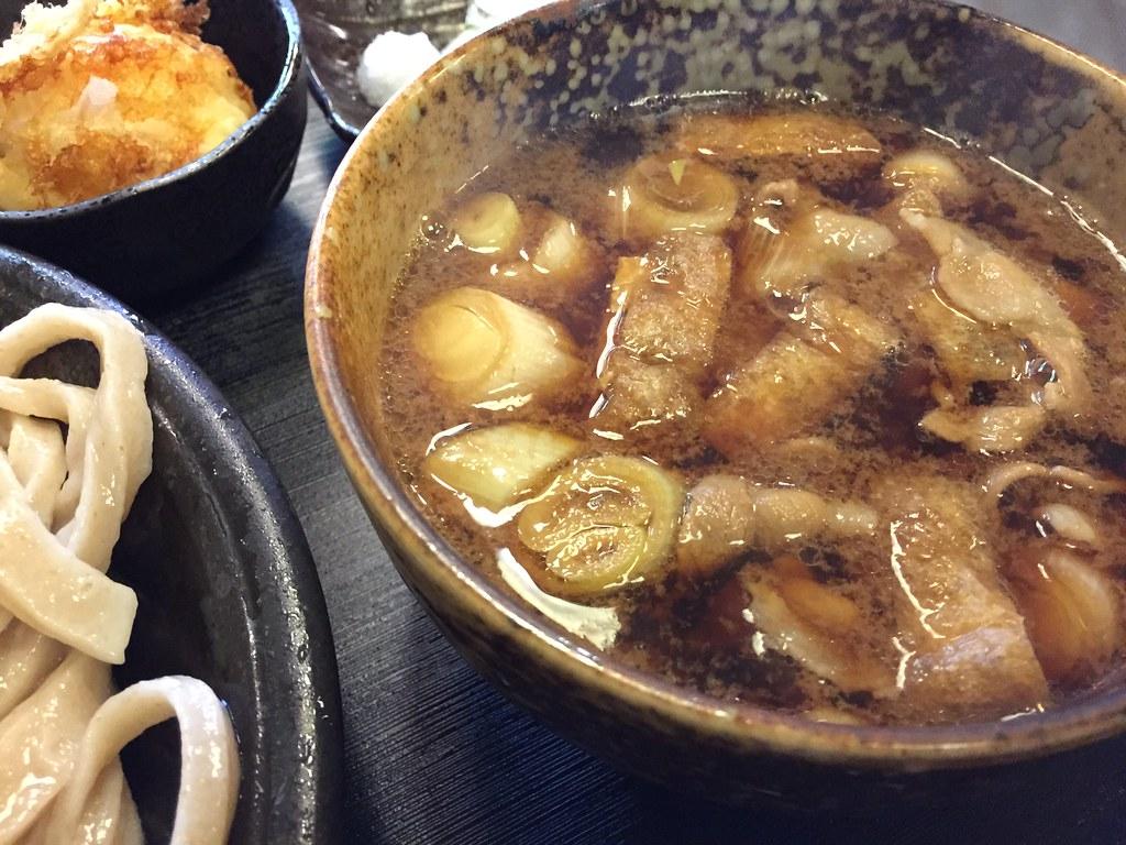 武蔵野うどん とこ井_肉汁うどん