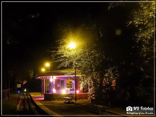 Lichterfahrten ...