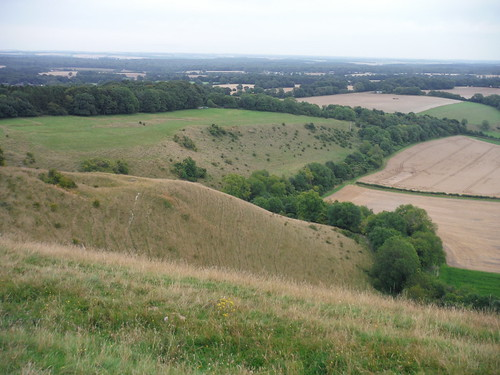 Easterly Views from Martinsell Hill