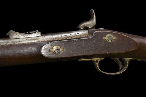 John H. Meigs' musket