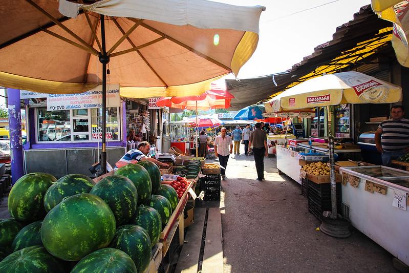 Didube Market