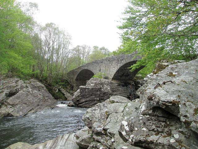 Thomas Telford's Bridge, Invermoriston