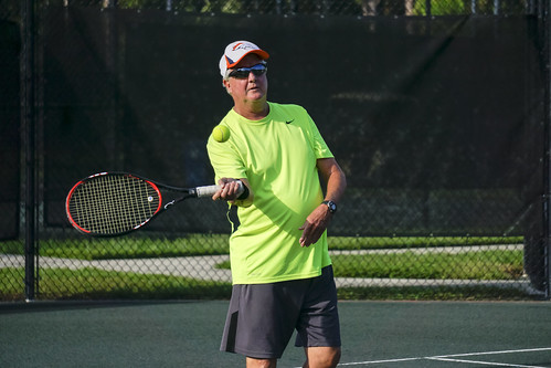2015 Senior Games - Tennis