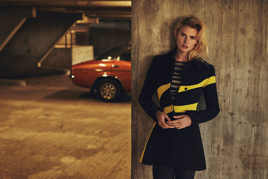 Лара Стоун — Фотосессия для «Russh» 2015 – 8